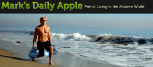 Mark s Daily Apple 1 300x132 Seven Must Follow Paleo Diet Blogs and Websites
